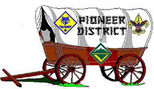 Pioneer District logo