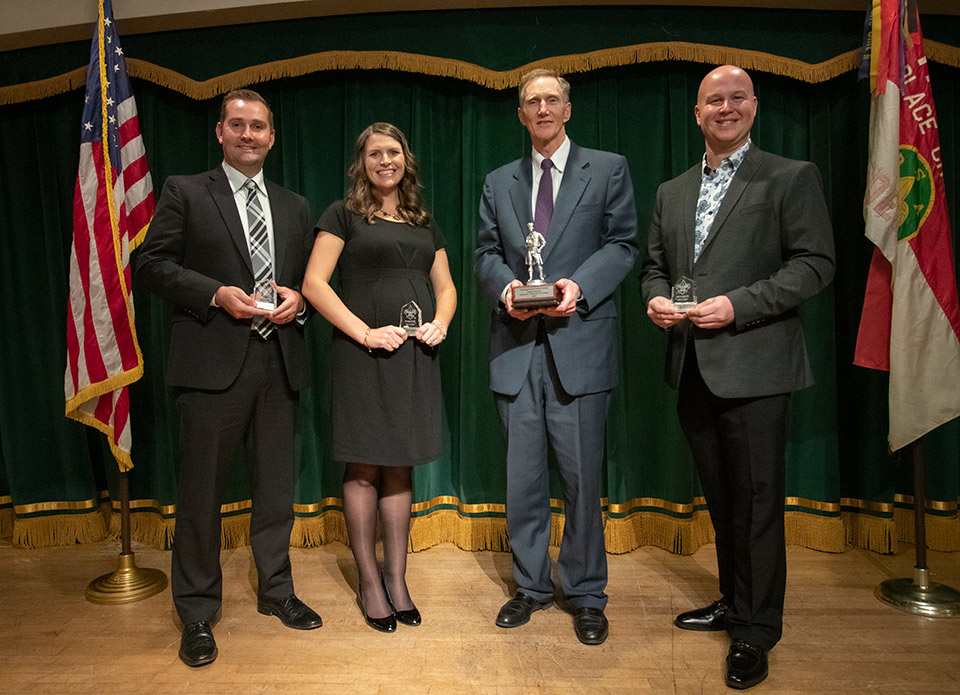 Madison County Distinguished Citizen Dinner