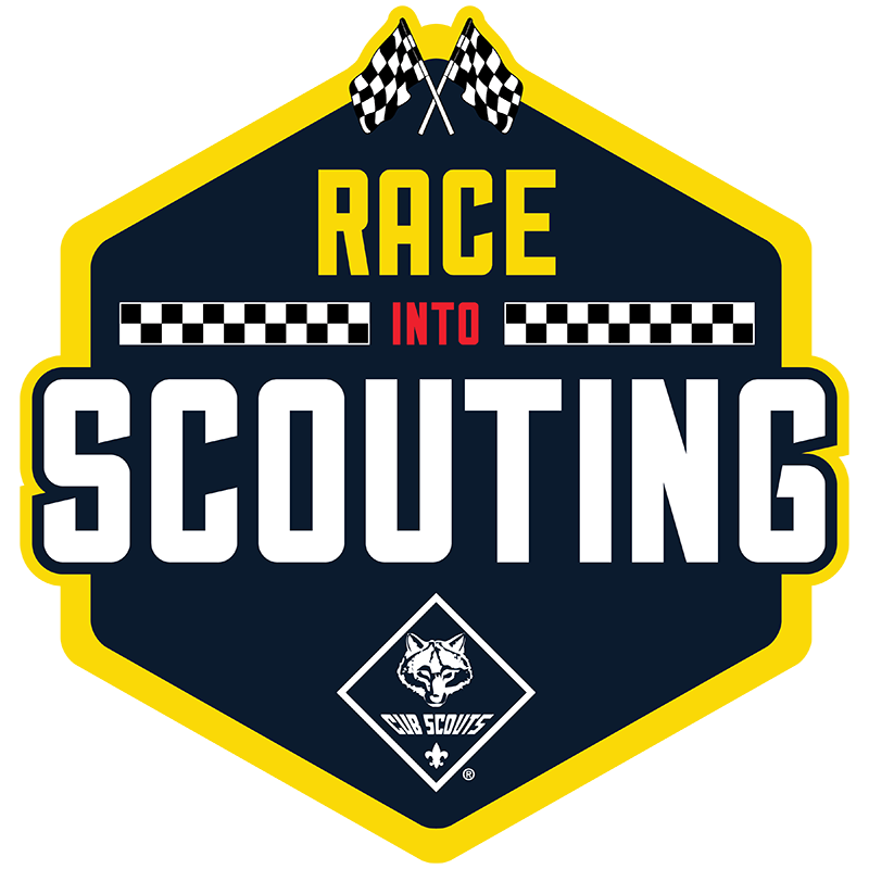 Race into Scouting